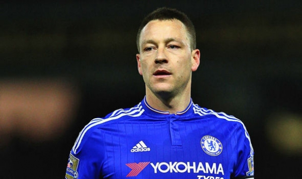 John Terry: Chelsea captain to miss Liverpool clash with ligament injury