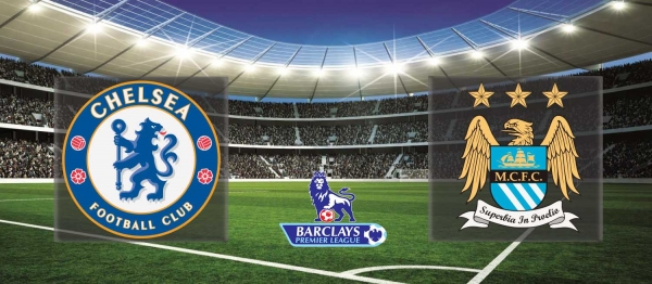 Premier League 2015-16: Chelsea vs Manchester City  – Preview