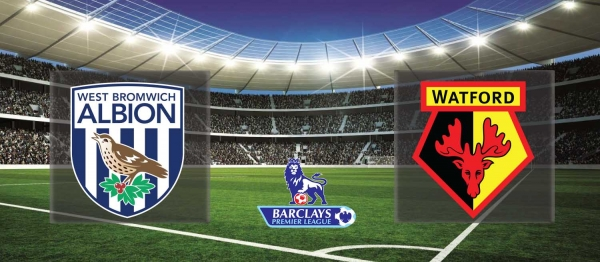 Premier League 2015-16: West Brom vs Watford  – Preview
