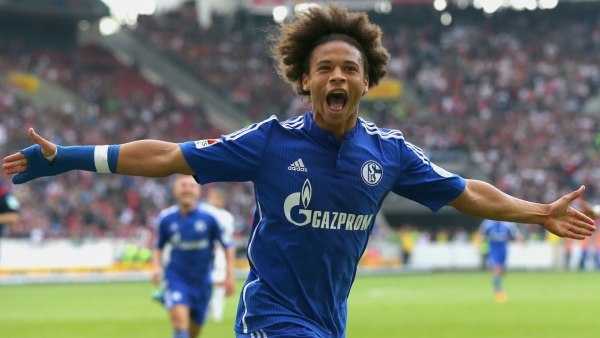 Leroy Sane: German midfielder set to join Manchester City in £37m deal